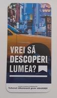 ROMANIA-CIGARETTES  CARD,NOT GOOD SHAPE,0.80 X 0.40 CM - Ohne Zuordnung