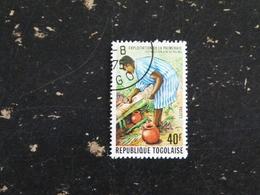 TOGO YT 846 OBLITERE - VIN DE PALME PALMERAIE - Togo (1960-...)