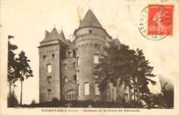 42 - NOIRETABLE - CHATEAU DE LA CROIX DE GUIRANDE - Noiretable