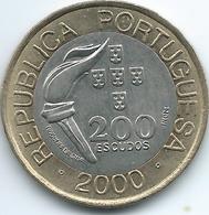 Portugal - 2000 - 200 Escudos - Olympic Games - KM726 - Portugal
