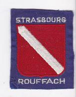 T 3)  Écusson Tissu Militaire Ou Autre (Format 7.5 X 6) - Patches