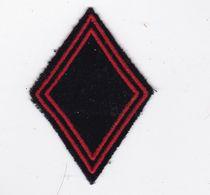 T 3)  Écusson Tissu Militaire Ou Autre (Format 7.5 X 5) - Patches