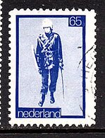 Postal Fraud Illegal Stamp 'ME' Policeman With Weapon 65 Cents Postally Used (627) - Usati