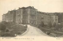 74 - ANNECY -  L'HOPITAL SOUS LE CRET DU MAURE - Annecy