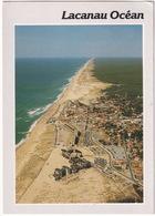 Lacanau-Ocean - La Plage Et La Ville - (Gironde) - Lesparre Medoc