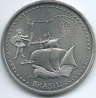 Portugal - 1999 - 200 Escudos - Discovery Of Brazil - KM718 - Portugal
