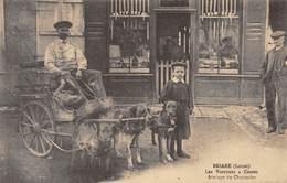 Briare - Les Voitures à Chiens - Attelage Du Charcutier - Cecodi N'1256 - Briare
