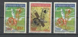GUINEA YVERT  AEREO   94/96   MNH  ** - República De Guinea (1958-...)
