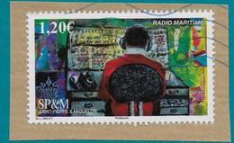 """St.Pierre Et Miquelon 2017 """"  Standardiste 1,20€ (bloc) """" Oblitéré Néopost St.Pierre - St.Pierre & Miquelon"""