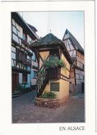 Eguisheim - La Maison à Pignon - (Alsace) - ( 3,00 Fr.  FOOTBALL Coupe Du Monde,1997  Paris Timbre) - Colmar