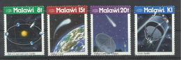 MALAWI   YVERT  465/68  MNH  ** - Malawi (1964-...)