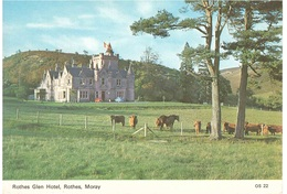 ROTHES GLEN HOTEL - Moray