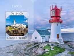 Sao Tome 2019 Lighthouses   S201903 - Sao Tome Et Principe