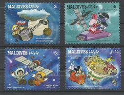 MALDIVAS YVERT  1146/49   MNH  ** - Maldivas (1965-...)