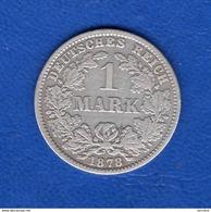 Mark  Rare  1878 E - 1 Mark
