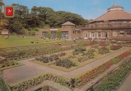 Postcard Villa Marina Gardens IOM Isle Of Man My Ref  B23691 - Isle Of Man