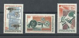 MALI YVERT  76/78    MNH  ** - Malí (1959-...)