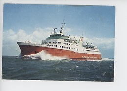"Cherbourg Le Havre Southampton - Thoresen Car Ferries ""Viking"" (n°654 A. Dixon) - Ferries"