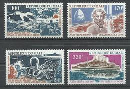 MALI YVERT  AEREO 239/42    MNH  ** - Mali (1959-...)