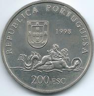 Portugal - 1998 - 200 Escudos - Discovery Of Mozambique - KM711 - Portugal