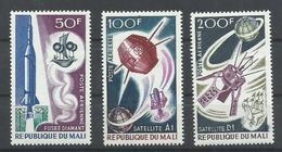MALI YVERT  AEREO  42/44     MNH  ** - Malí (1959-...)