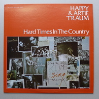 LP/ Happy & Artie Traum - Hard Times In The Country - Country & Folk