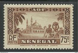 SENEGAL 1935 YT 127** - Ungebraucht