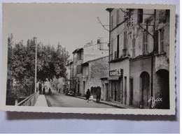 CPSM - FLASSANS Sur ISSOLE - Grande Rue - France