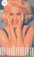 MADONNA * MUSIC *  Télécarte  USA  (100) Phonecard USA *  Telefonkarte * FILM - Cinéma