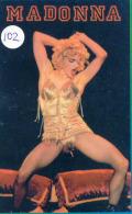 MADONNA *   Télécarte  USA  (102) Phonecard USA *  Telefonkarte * FILM * MUSIC - Musique