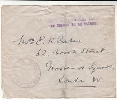 G.B. / Royal Navy / Ship Censorship - 1902-1951 (Könige)