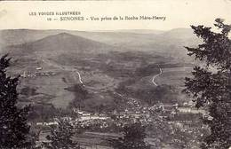 88 - SENONES - Vue Prise De La Roche Mère-Henry - - Senones
