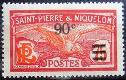 SAINT PIERRE ET MIQUELON                      N° 123                        NEUF** - St.Pedro Y Miquelon