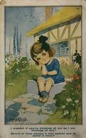 Illustrator Donald MC Gill // Card For French Market No 2893 ///1920 - Mc Gill, Donald