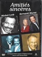 Amitiés Sincères - Michel Leeb Bernard Murat - Théâtre - DVDs