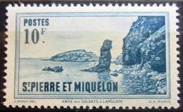 SAINT PIERRE ET MIQUELON                      N° 294                        NEUF** - St.Pierre & Miquelon