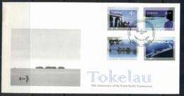 Tokelau 1997 South Pacific Commission FDc - Tokelau