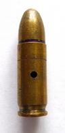 CARTOUCHE 7.65 LONG 1955 NEUTRALISÉE - Armes Neutralisées