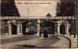 CPA Torino Giardino Reale Viaie Principessa Laetitia ITALY (802787) - Parcs & Jardins