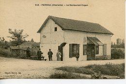 1361. CPA 24 PARCOUL. LE RESTAURANT COGEN - Otros Municipios