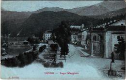 CPA Luino Lago Maggiore ITALY (802846) - Luino