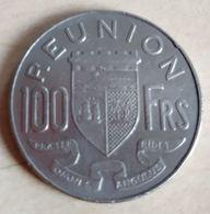 LA REUNION - 100 FRANCS 1964 - Réunion