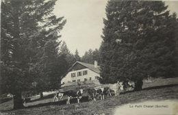 Schweiz, Le Petit Chatelet (Suchet), 1911  - VD Waadt