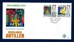 Antillas Holandesas Nº 890/1 (sobre Primer Día) - Antillas Holandesas
