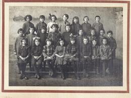 ALBI  CLASSE DE FILLES    1926.27   Ph. J. COMBIER MACON - Anonymous Persons
