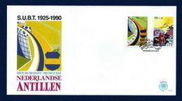 Antillas Holandesas Nº 873/4 (sobre Primer Día) - Antillas Holandesas