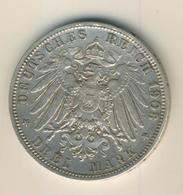 3 Mark 1908,A, Preussen,Deutsches Reich Kaiserreich,Silber (23) - 2, 3 & 5 Mark Silber