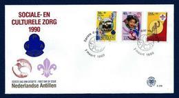 Antillas Holandesas Nº 867/9 (sobre Primer Día) - Antillas Holandesas