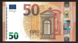 "New Issue! Greece  ""Y"" 50  EURO ! Draghi  Signature! UNC  (from Bundle) ""Y"" Printer  N001B2 ! - EURO"