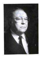 Musica - Autografo Del Direttore D'orchestra Heinrich Hollreiser - Anni '60 - Autografi